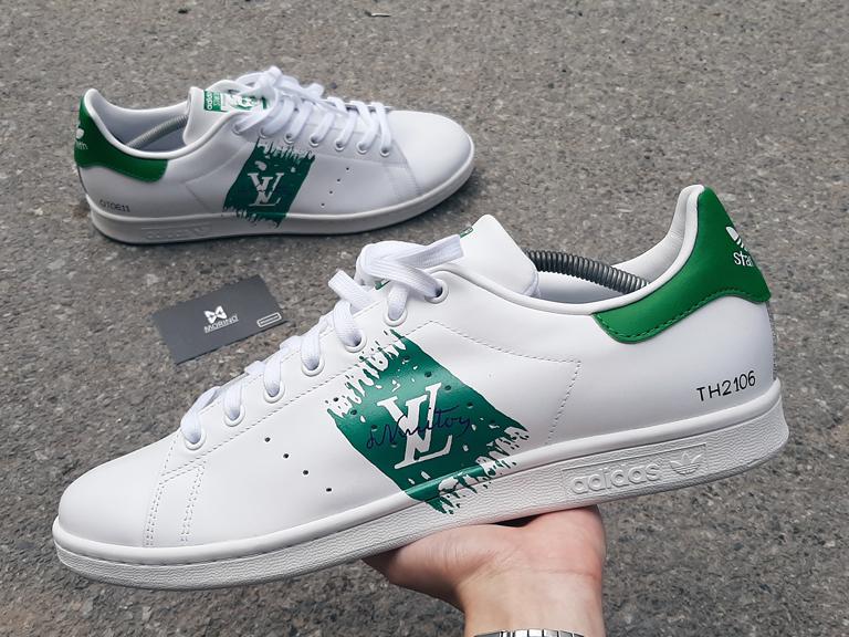 Quy trình custom giày