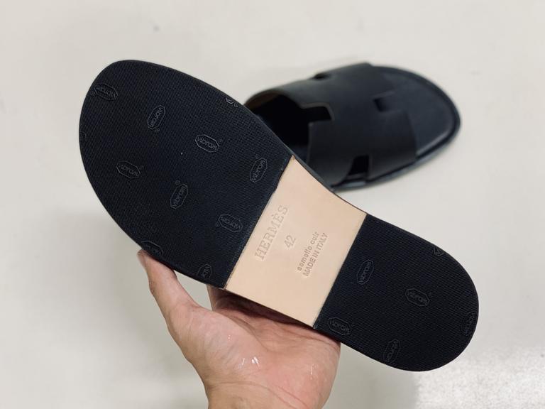 Quy trình dán bảo vệ đế giày tây, giày cao gót